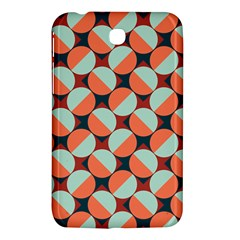 Modernist Geometric Tiles Samsung Galaxy Tab 3 (7 ) P3200 Hardshell Case
