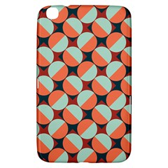 Modernist Geometric Tiles Samsung Galaxy Tab 3 (8 ) T3100 Hardshell Case