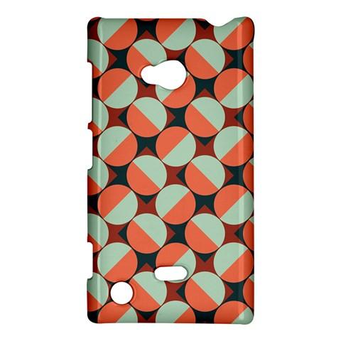 Modernist Geometric Tiles Nokia Lumia 720