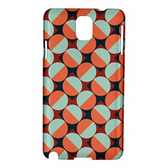 Modernist Geometric Tiles Samsung Galaxy Note 3 N9005 Hardshell Case
