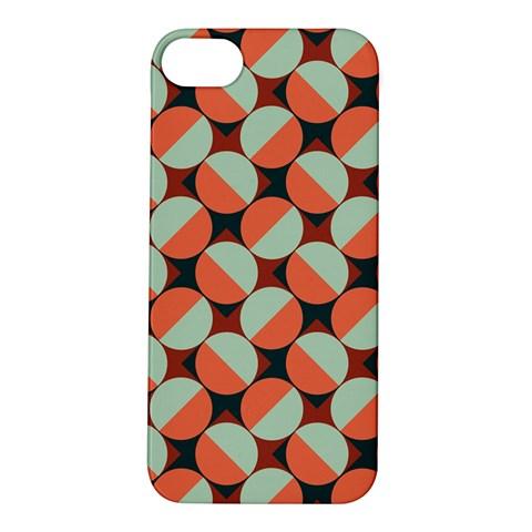 Modernist Geometric Tiles Apple iPhone 5S/ SE Hardshell Case