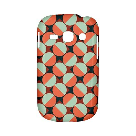 Modernist Geometric Tiles Samsung Galaxy S6810 Hardshell Case