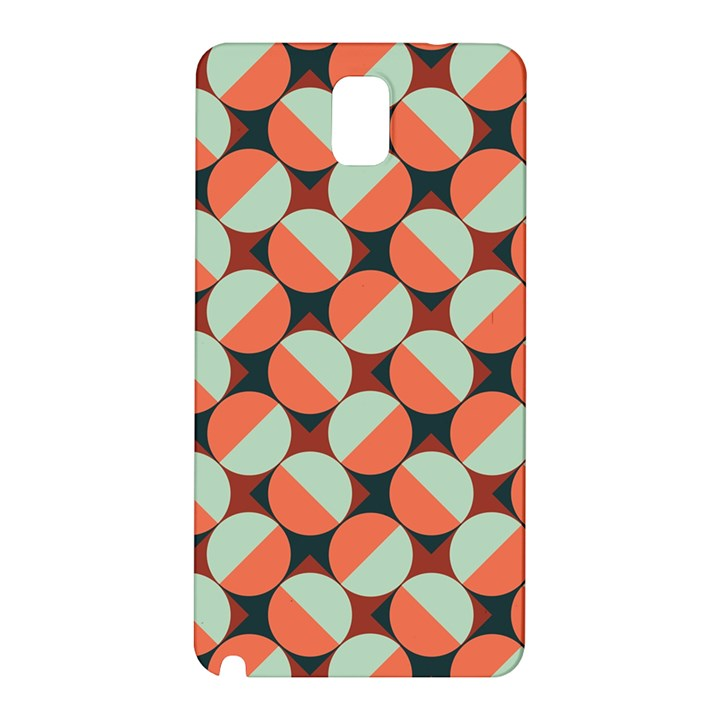 Modernist Geometric Tiles Samsung Galaxy Note 3 N9005 Hardshell Back Case