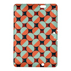 Modernist Geometric Tiles Kindle Fire HDX 8.9  Hardshell Case