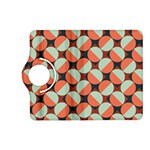 Modernist Geometric Tiles Kindle Fire HD (2013) Flip 360 Case Front
