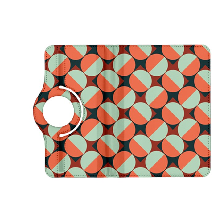 Modernist Geometric Tiles Kindle Fire HD (2013) Flip 360 Case