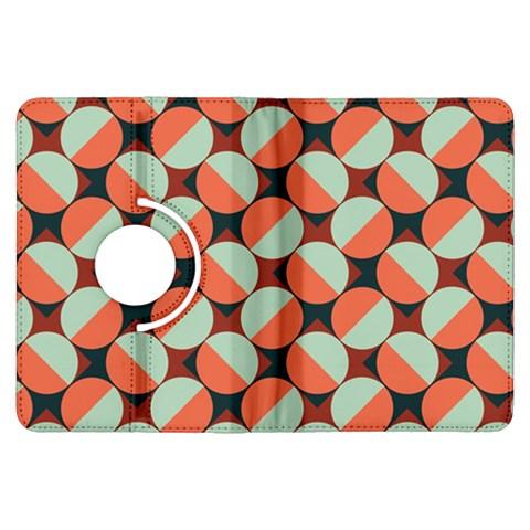 Modernist Geometric Tiles Kindle Fire HDX Flip 360 Case