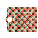Modernist Geometric Tiles Kindle Fire HDX 8.9  Flip 360 Case Front