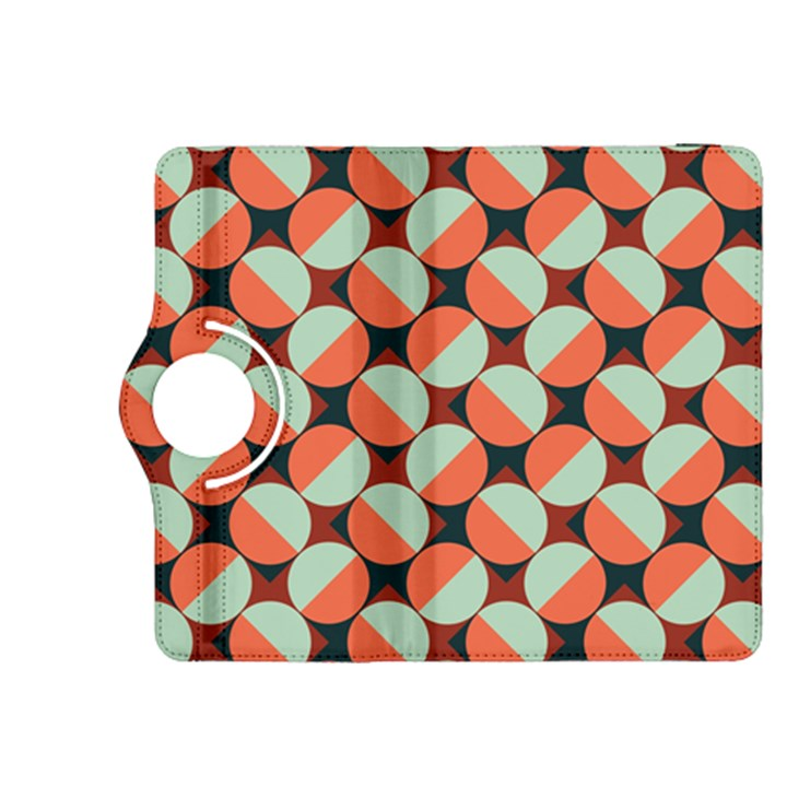 Modernist Geometric Tiles Kindle Fire HDX 8.9  Flip 360 Case