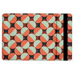 Modernist Geometric Tiles iPad Air Flip