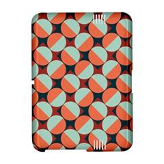 Modernist Geometric Tiles Amazon Kindle Fire (2012) Hardshell Case