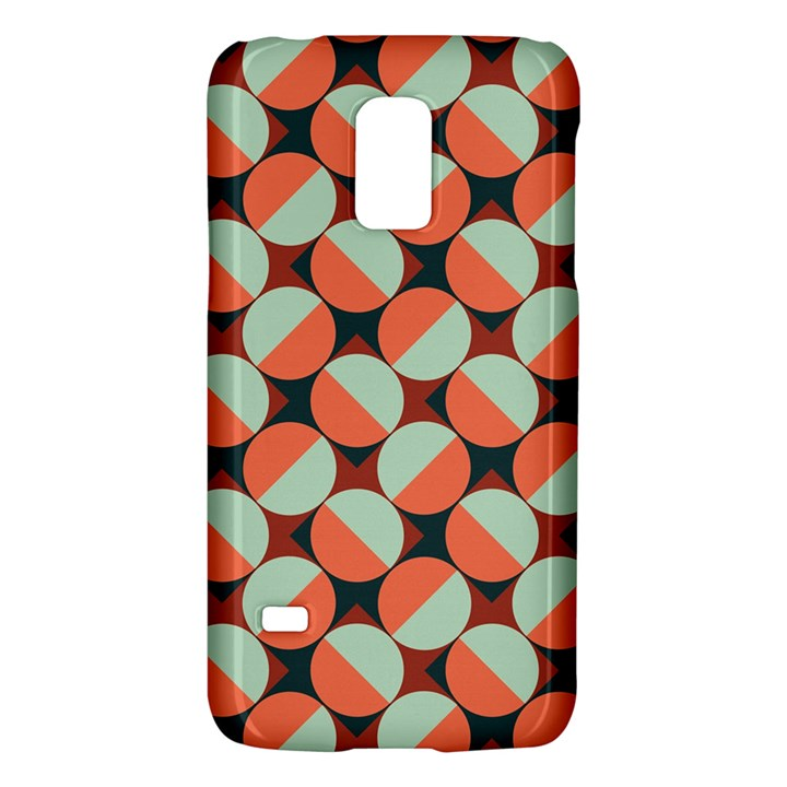 Modernist Geometric Tiles Galaxy S5 Mini