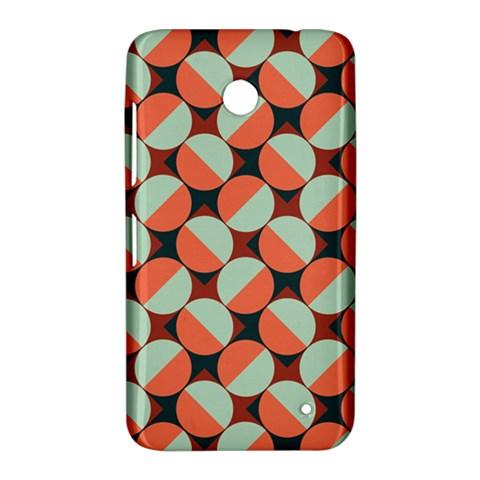 Modernist Geometric Tiles Nokia Lumia 630