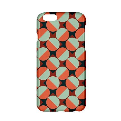 Modernist Geometric Tiles Apple iPhone 6/6S Hardshell Case