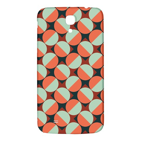 Modernist Geometric Tiles Samsung Galaxy Mega I9200 Hardshell Back Case