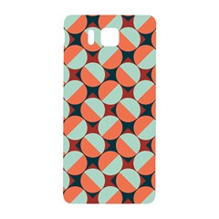 Modernist Geometric Tiles Samsung Galaxy Alpha Hardshell Back Case
