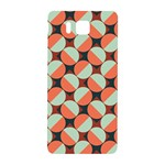 Modernist Geometric Tiles Samsung Galaxy Alpha Hardshell Back Case Front