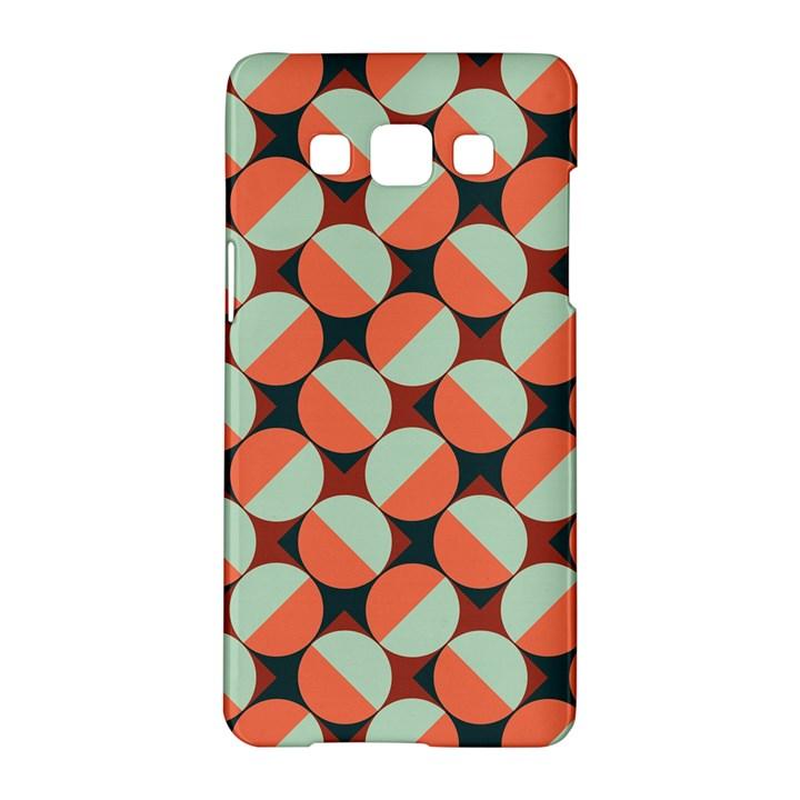 Modernist Geometric Tiles Samsung Galaxy A5 Hardshell Case