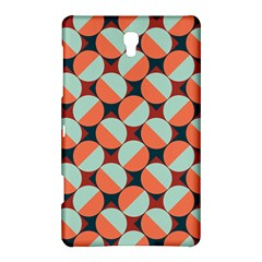 Modernist Geometric Tiles Samsung Galaxy Tab S (8 4 ) Hardshell Case