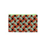 Modernist Geometric Tiles Cosmetic Bag (XS) Back