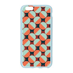 Modernist Geometric Tiles Apple Seamless iPhone 6/6S Case (Color)