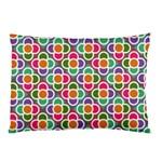 Modernist Floral Tiles Pillow Case 26.62 x18.9 Pillow Case
