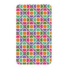 Modernist Floral Tiles Memory Card Reader
