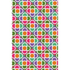 Modernist Floral Tiles 5.5  x 8.5  Notebooks