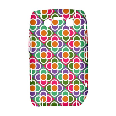 Modernist Floral Tiles Bold 9700