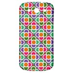 Modernist Floral Tiles Samsung Galaxy S3 S III Classic Hardshell Back Case Front