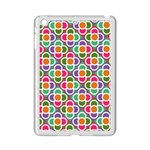Modernist Floral Tiles iPad Mini 2 Enamel Coated Cases Front