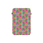 Modernist Floral Tiles Apple iPad Mini Protective Soft Cases Front