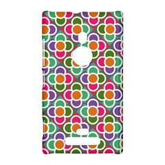 Modernist Floral Tiles Nokia Lumia 925