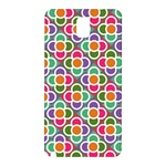 Modernist Floral Tiles Samsung Galaxy Note 3 N9005 Hardshell Back Case Front