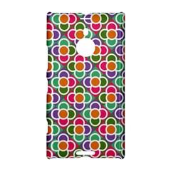 Modernist Floral Tiles Nokia Lumia 1520