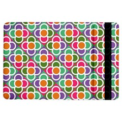 Modernist Floral Tiles iPad Air Flip