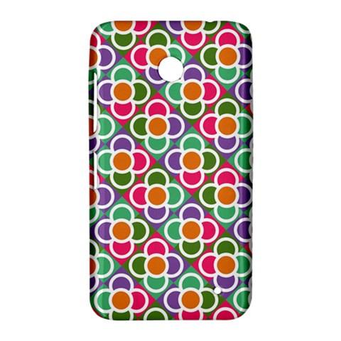 Modernist Floral Tiles Nokia Lumia 630