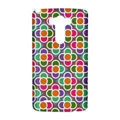 Modernist Floral Tiles LG G3 Hardshell Case