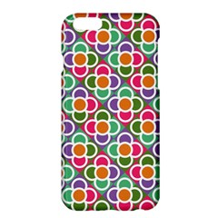 Modernist Floral Tiles Apple Iphone 6 Plus/6s Plus Hardshell Case