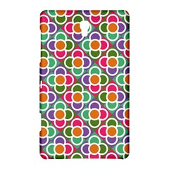 Modernist Floral Tiles Samsung Galaxy Tab S (8 4 ) Hardshell Case