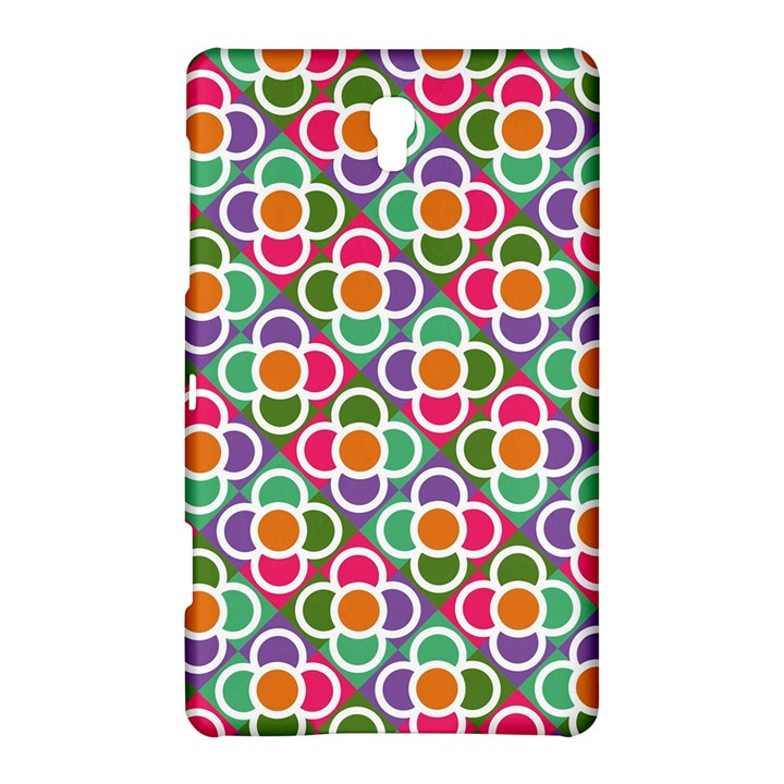 Modernist Floral Tiles Samsung Galaxy Tab S (8.4 ) Hardshell Case