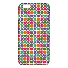 Modernist Floral Tiles iPhone 6 Plus/6S Plus TPU Case