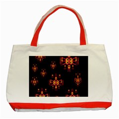 Alphabet Shirtjhjervbretili Classic Tote Bag (Red)
