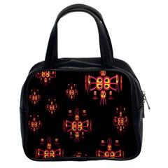 Alphabet Shirtjhjervbretili Classic Handbags (2 Sides)