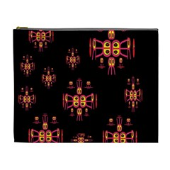 Alphabet Shirtjhjervbretili Cosmetic Bag (xl)