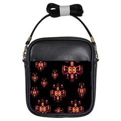Alphabet Shirtjhjervbretili Girls Sling Bags