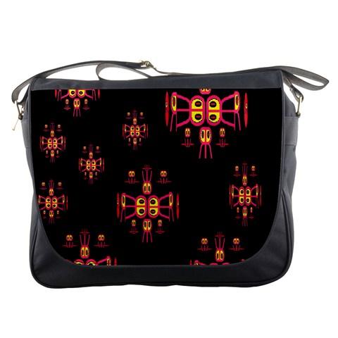 Alphabet Shirtjhjervbretili Messenger Bags