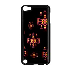 Alphabet Shirtjhjervbretili Apple Ipod Touch 5 Case (black)