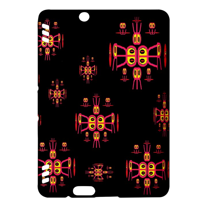 Alphabet Shirtjhjervbretili Kindle Fire HDX Hardshell Case