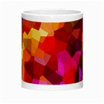 Geometric Fall Pattern Night Luminous Mugs Center